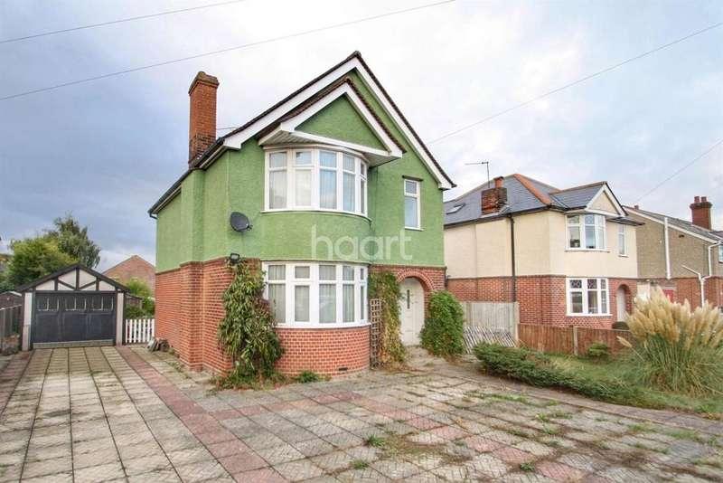 3 Bedrooms Detached House for sale in Harwich Road, Mistley, Manningtree, Essex