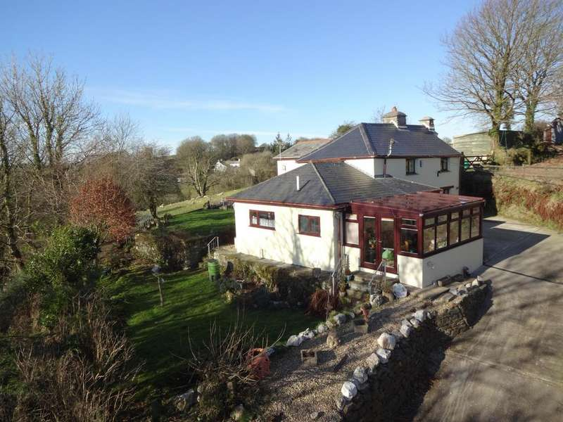 3 Bedrooms Detached House for sale in St. Clether, Launceston