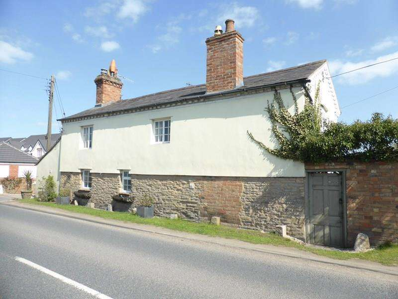 3 Bedrooms Detached House for sale in Blackminster, Evesham