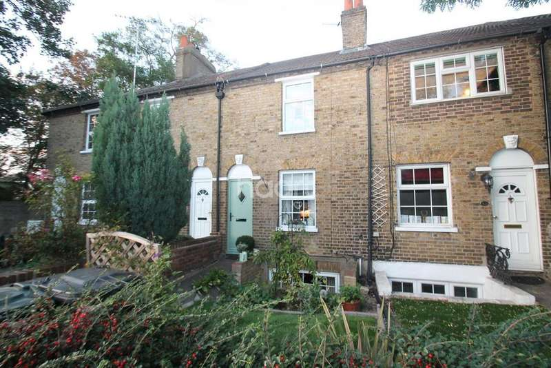 2 Bedrooms Terraced House for sale in West Hill, Dartford, DA1
