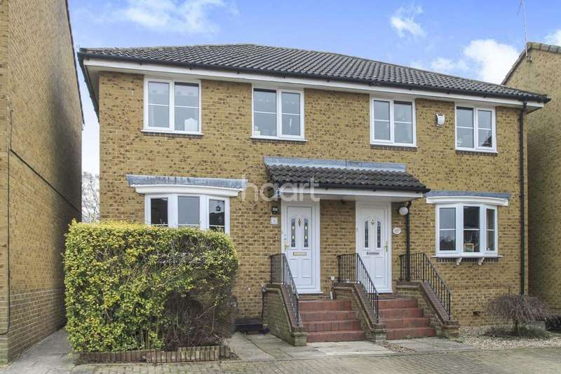 3 Bedrooms Semi Detached House for sale in Whitwell Close, Barton Hills