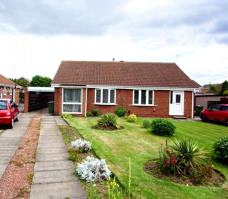 2 Bedrooms Bungalow for sale in Marley Close, Stockton-On-Tees, TS19