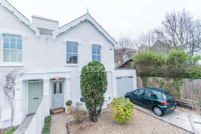 5 Bedrooms Semi Detached House for sale in Melford Road, Dulwich, London, SE22