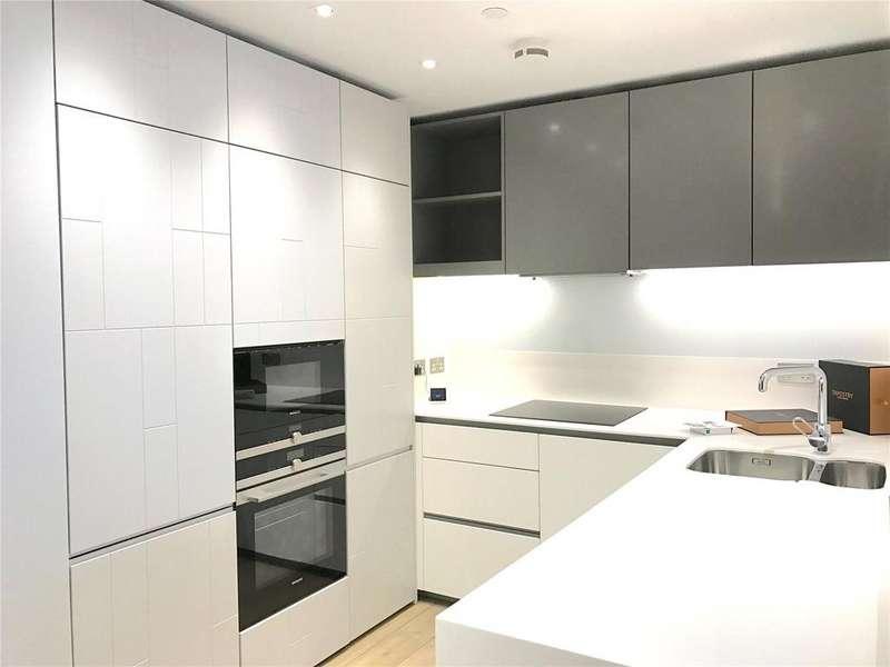 1 Bedroom Flat for sale in Tapestry Building, King Cross, London, N1C