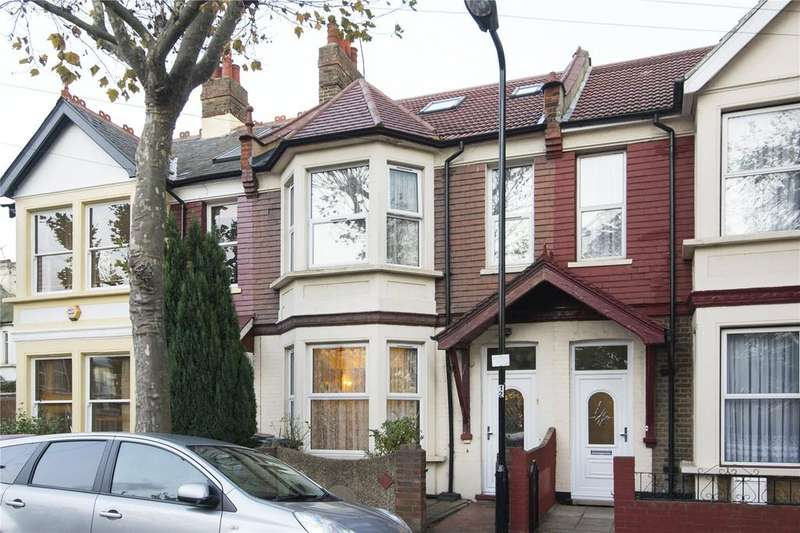 6 Bedrooms Terraced House for sale in Leigh Road, London, E10