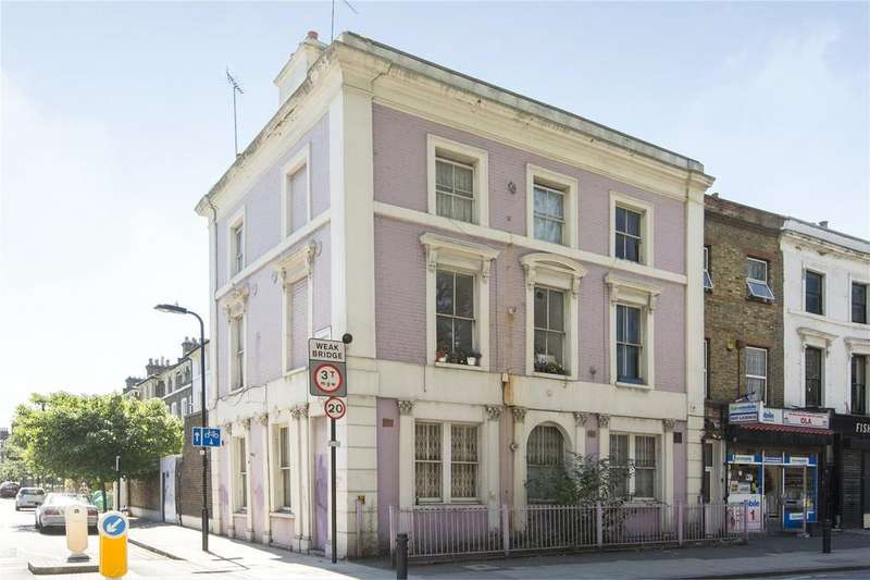 1 Bedroom Flat for sale in Dalston Lane, London, E8