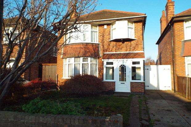 3 Bedrooms Detached House for sale in Ranelagh Grove, Wollaton, Nottingham, NG8