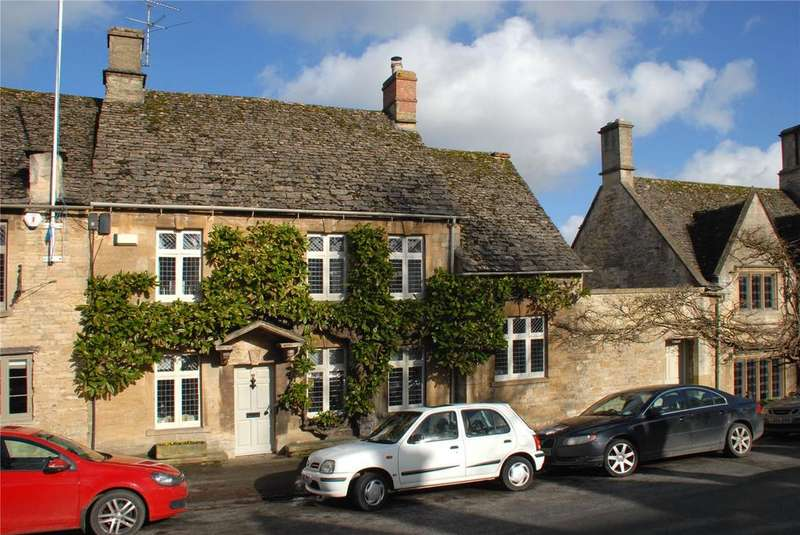 5 Bedrooms Semi Detached House for sale in Sheep Street, Burford, Oxfordshire, OX18