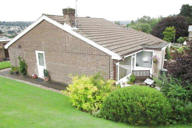 2 Bedrooms Detached Bungalow for sale in Tor Rise, Matlock, DE4
