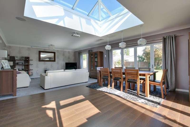 3 Bedrooms Detached Bungalow for sale in STUBBINGTON