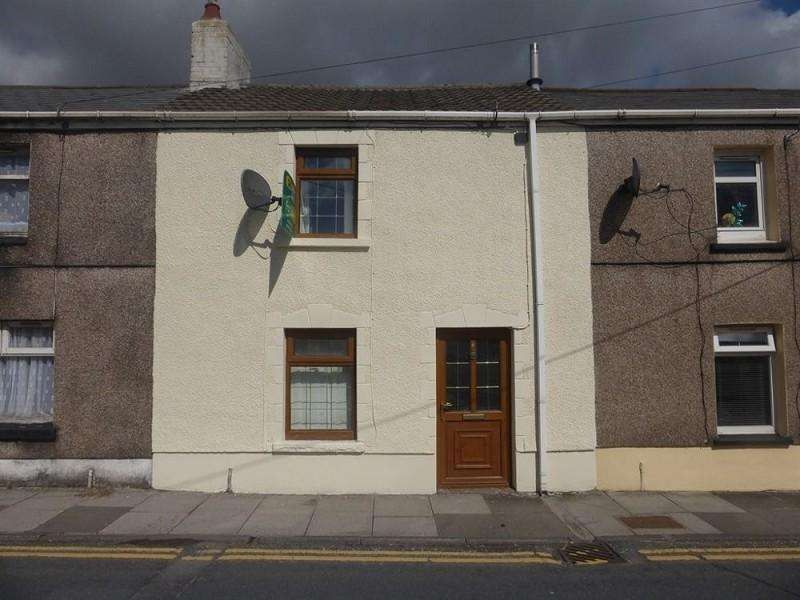 2 Bedrooms Terraced House for sale in Bridgend Road, Maesteg, Bridgend. CF34 0AJ