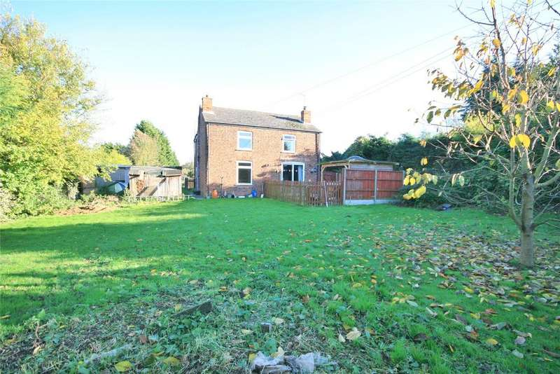 4 Bedrooms Detached House for sale in Hurn Bank, Holbeach Hurn, PE12