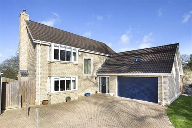 4 Bedrooms Detached House for sale in Thomas Bunn Close, Frome