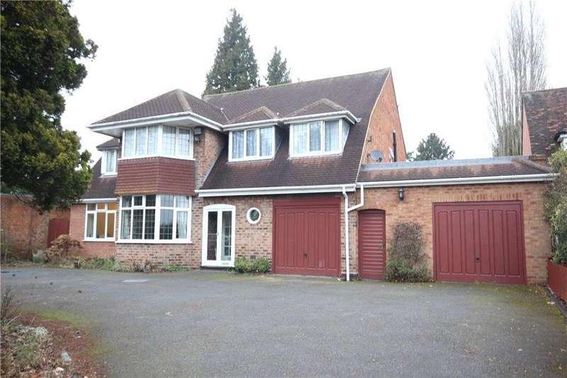 5 Bedrooms Detached House for sale in Grange Road, Solihull, West Midlands, B91