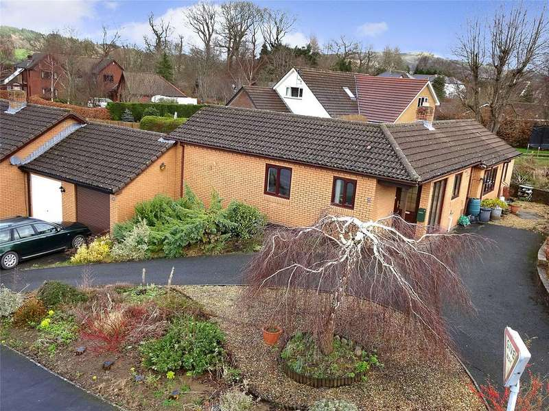 2 Bedrooms Bungalow for sale in Daffodil Wood, Builth Wells, Powys