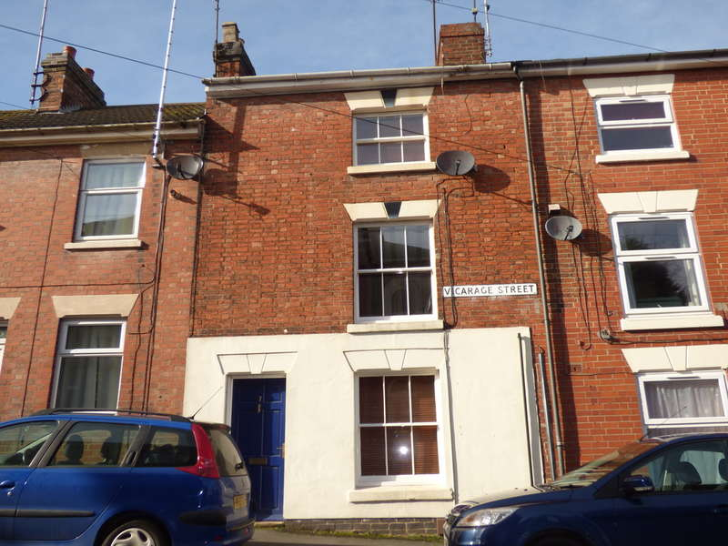 2 Bedrooms Terraced House for sale in Vicarage Street, Whitwick