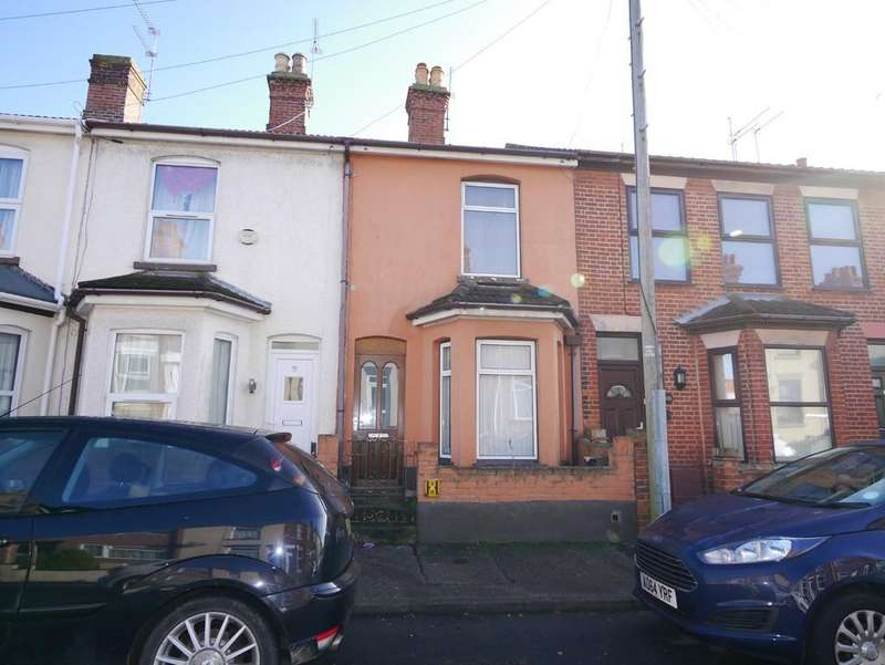 3 Bedrooms Terraced House for sale in Stanford Street, Lowestoft