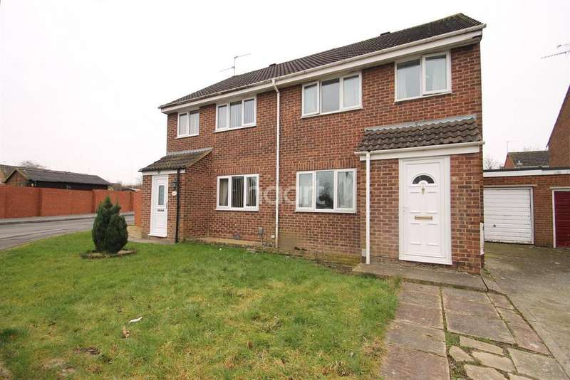 3 Bedrooms Semi Detached House for sale in Wakefield Close, Swindon, Wiltshire