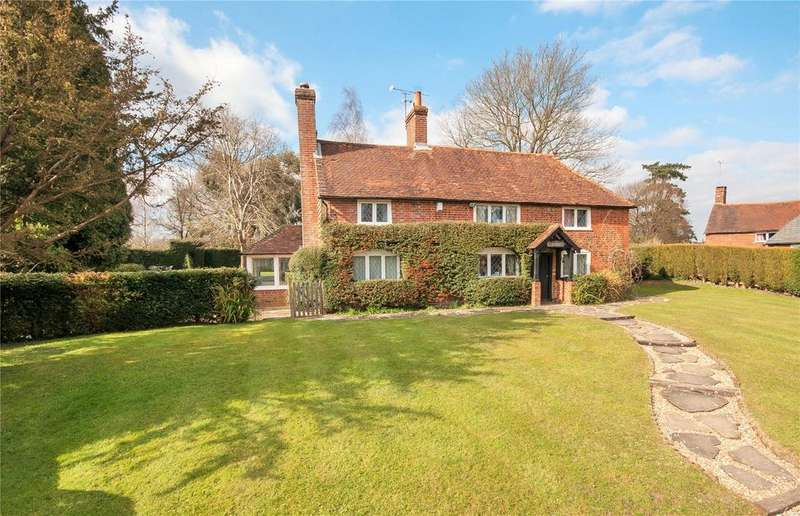 5 Bedrooms Detached House for sale in The Street, Capel, Dorking, Surrey, RH5
