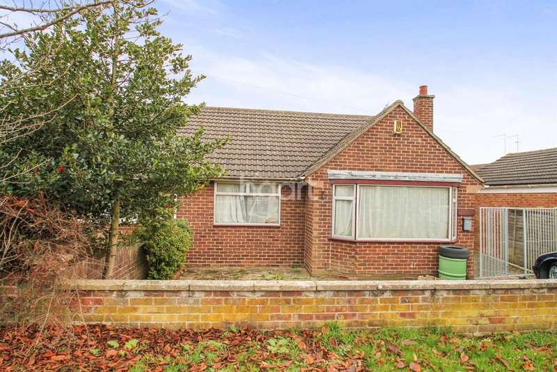 2 Bedrooms Bungalow for sale in Longmynd Drive, Duston, Northampton