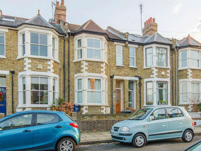 3 Bedrooms Terraced House for sale in Elmfield Road, N2