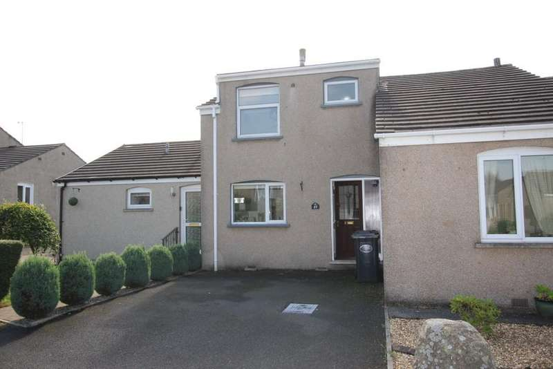 2 Bedrooms Terraced House for sale in 27 Birkbeck Close, Kendal