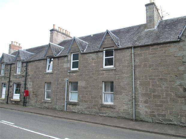 2 Bedrooms Apartment Flat for sale in Station Buildings, Station Road, Murthly, Perth and Kinross
