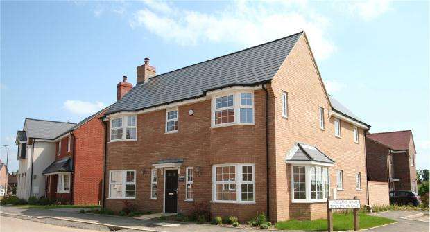 4 Bedrooms Detached House for sale in The Osprey Moreton Park, Moreton Road, Buckingham, Buckinghamshire