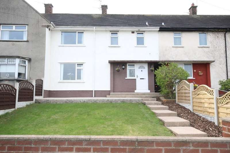 3 Bedrooms Terraced House for sale in 18 Stackwood Avenue, Barrow-In-Furness