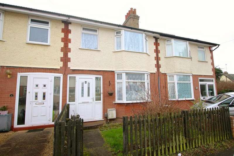 3 Bedrooms Terraced House for sale in Copleston Road, Ipswich