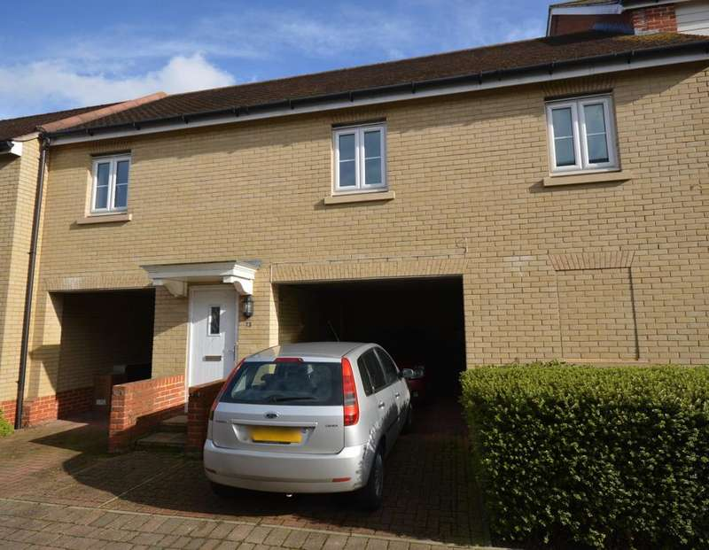 1 Bedroom House for sale in 1 bedroom Semi Detached Coach House in Braintree