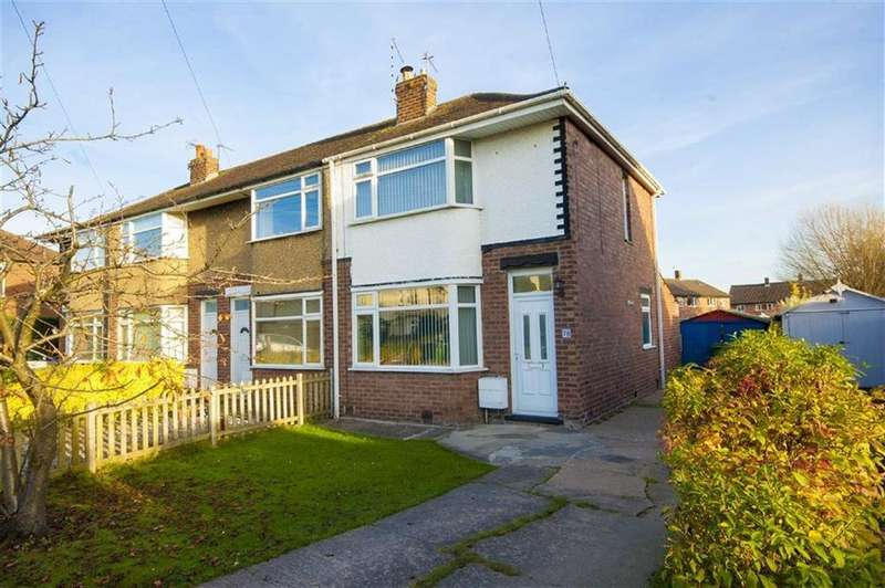 3 Bedrooms End Of Terrace House for sale in Roselyn, Sundorne, Shrewsbury, Shropshire