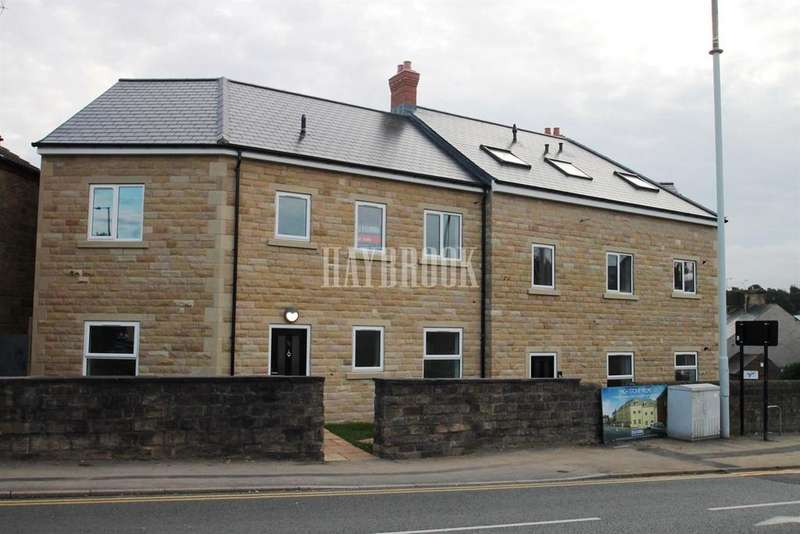 2 Bedrooms Flat for sale in Plot 7 High Stone Villas, Mosborough
