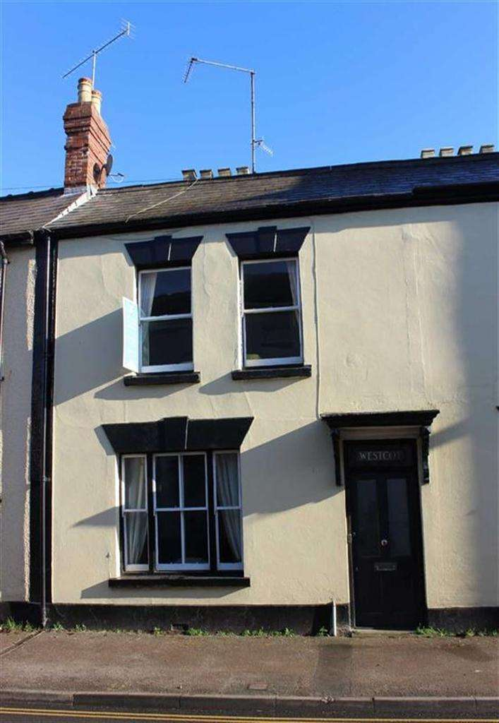 3 Bedrooms Town House for sale in Monk Street, Monmouth