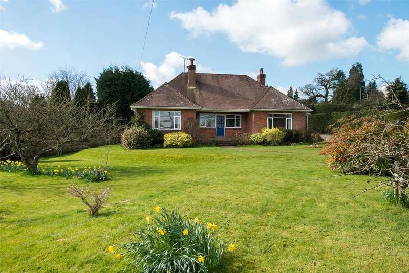 4 Bedrooms Detached Bungalow for sale in Conduit Lane, Bridgnorth, Shropshire