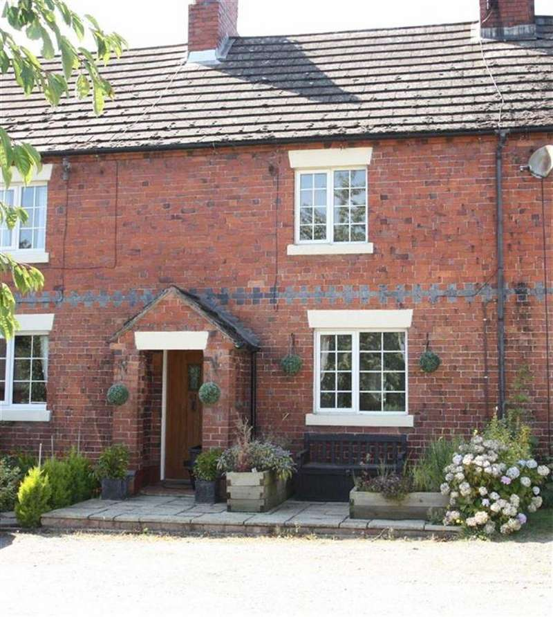 3 Bedrooms Terraced House for sale in Prescott Road, Prescott, Shrewsbury