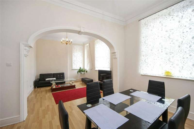 3 Bedrooms Flat for sale in Palace Mansions, Earsby Street, London, W14