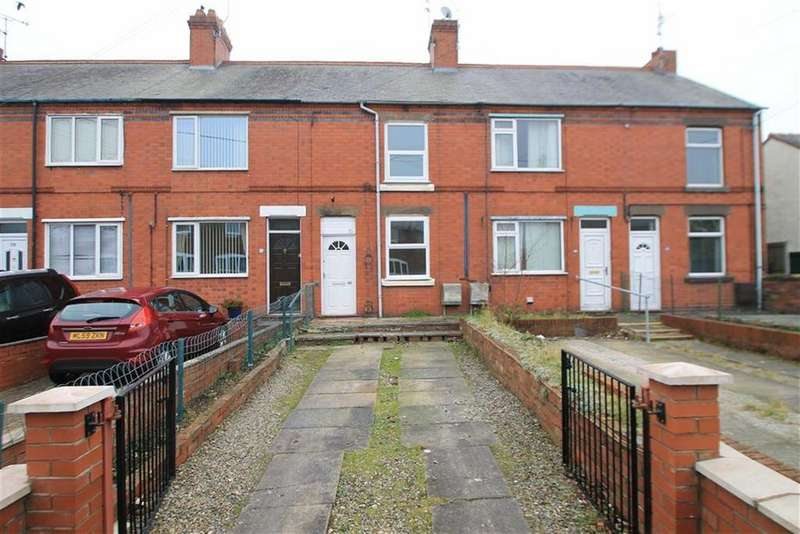 2 Bedrooms Terraced House for sale in Henblas Road, Rhostyllen, Wrexham