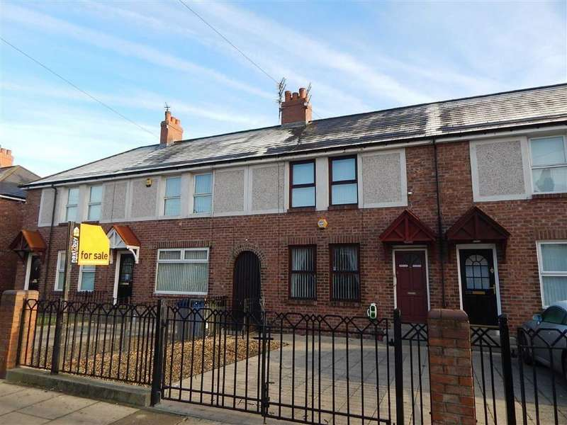 2 Bedrooms Terraced House for sale in Monkchester Road, Walker, Newcastle, NE6
