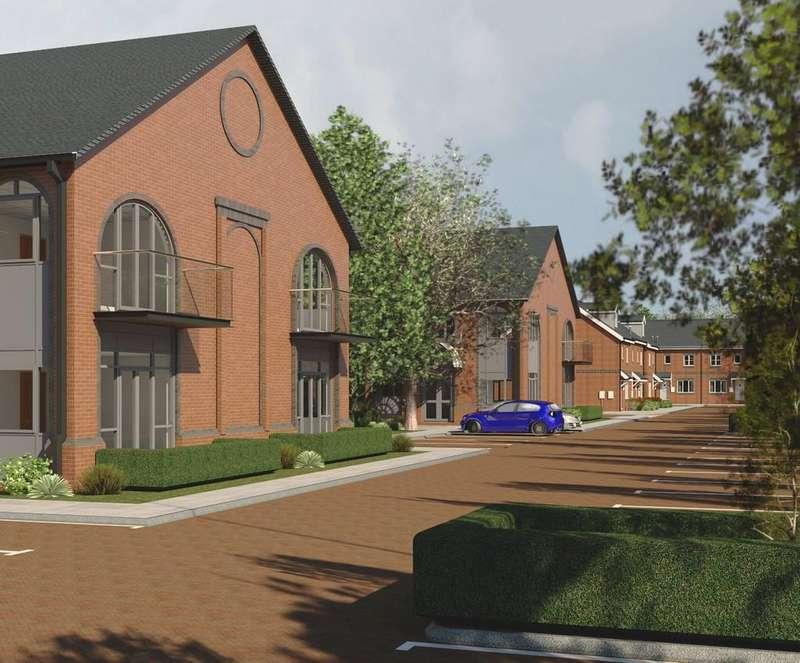 3 Bedrooms Apartment Flat for sale in Hampton Court, Hampton-In-Arden, B92 0AJ
