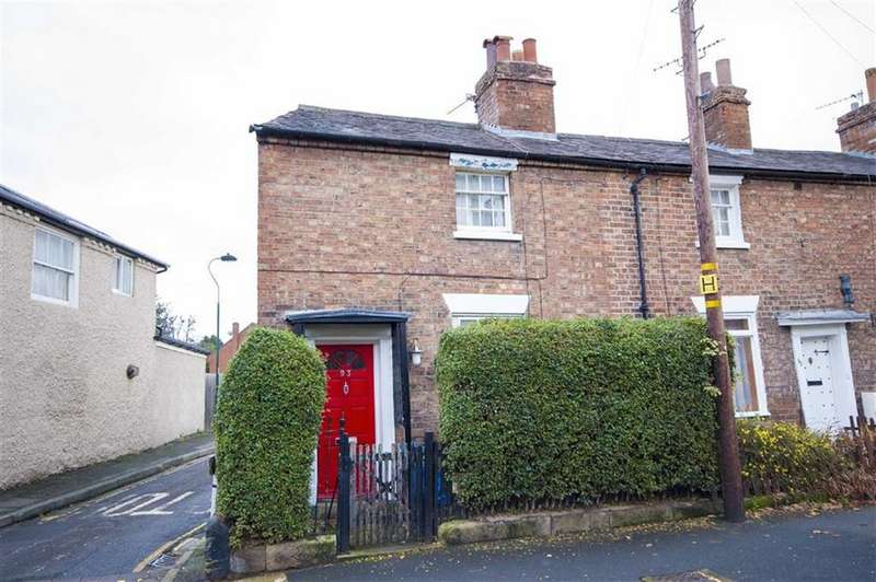 1 Bedroom End Of Terrace House for sale in Belle Vue Road, Shrewsbury, Shropshire