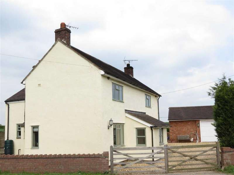 4 Bedrooms Detached House for sale in Osbaston, Shrewsbury, Shropshire