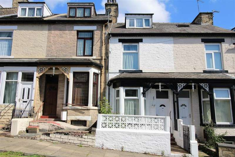 4 Bedrooms Terraced House for sale in Lonsdale Street, Bradford BD3 0AP