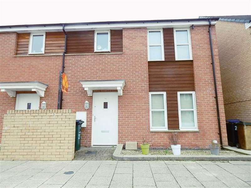 3 Bedrooms Semi Detached House for sale in Lysander Drive, Walker, Newcastle Upon Tyne, NE6