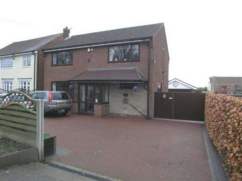 4 Bedrooms Detached House for sale in Staithes Road, Preston
