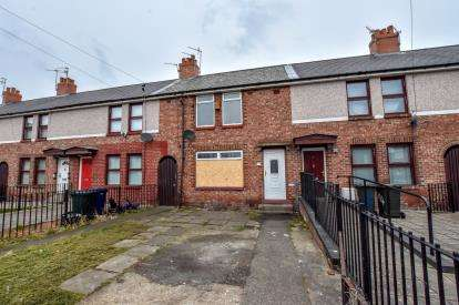 3 Bedrooms Terraced House for sale in Elstob Place, Newcastle Upon Tyne, Tyne and Wear, NE6