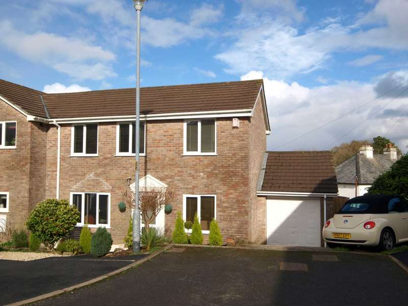 3 Bedrooms Semi Detached House for sale in Landrake,Saltash PL12 5HA
