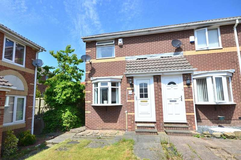 2 Bedrooms End Of Terrace House for sale in Kenton