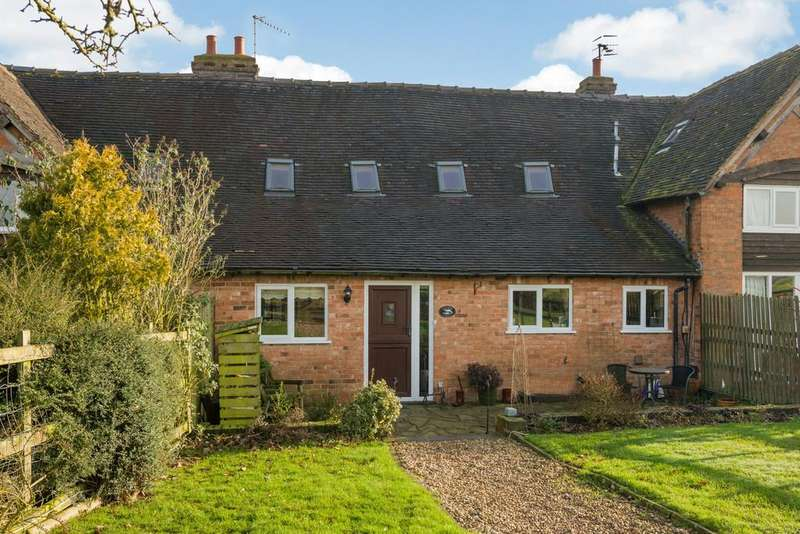 2 Bedrooms Barn Conversion Character Property for sale in Heath End, Snitterfield, Stratford-Upon-Avon