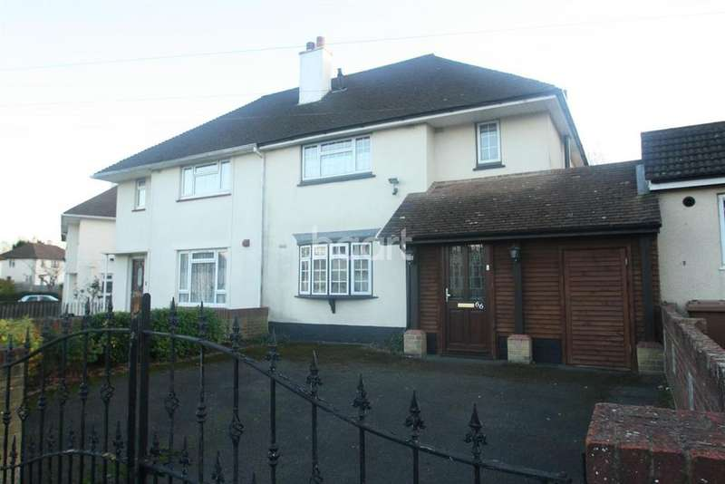 3 Bedrooms Semi Detached House for sale in Hereford Road, Maidstone, ME15 7NB